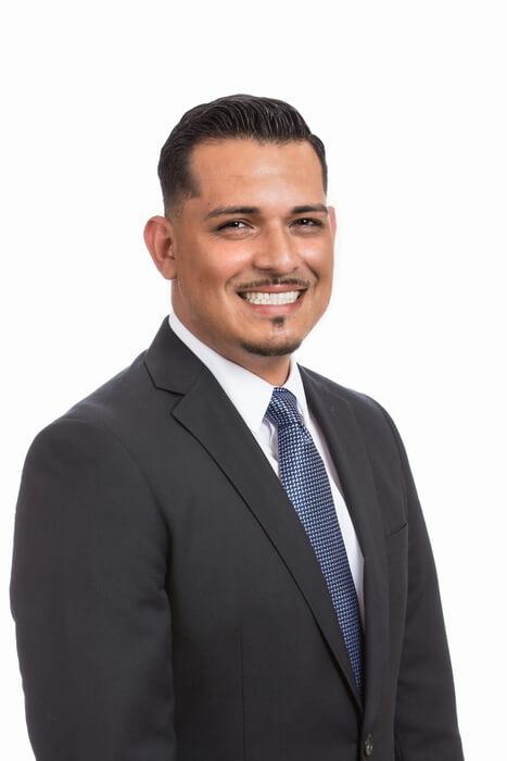 Fabian Juarez : Service Director, Mortuary Attendant